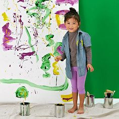 Inspire your child's creativity and imagination by introducing famous painters and their most popular paintings.