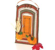 November Door of the Month > Creative Home Arts Club Art Club, Creative Home, Home Art, Stitching, November, Craft Ideas, Diy Crafts, Doors, Spaces