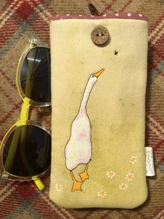 Runner duck & fly by WillowmoonDesignsGB on Etsy