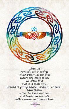 Celtic Symbols, Celtic Art, Irish Symbols, Celtic Dragon, Celtic Knots, Friendship Art, Friendship Sayings, Love Quotes, Inspirational Quotes