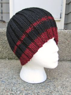 Men's Knit Hat Wool by WendysWonders127 on Etsy, $30.00 #pcfteam