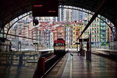 """Concurso fotográfico """"Caminos de Hierro"""" - Moldeando la luz"""