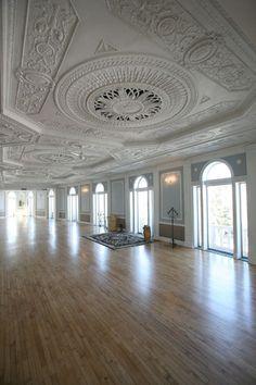 Stroga yoga studio - located within the L'Aiglon Building, Washington, DC