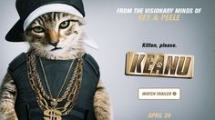Want to watch something funny and action packed? #Keanu is perfect for you and no we are not talking about the actor. Keanu is now showing @GDCinemas. Please visit http://ift.tt/1LHnTEM for movie times. #Movie #Fun #Comedy #Family