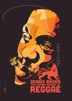 The Crown Prince of Reggae Dennis Brown