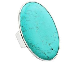 Smooth Surface Natural Oval Stone Adjustable Rings For Women Vintage Antique Silver Plated Fashion Jewelry Bohemian Rings, Turquoise Beads, Stone Beads, Natural Stones, Antique Silver, Vintage Antiques, Silver Plate, Vintage Ladies, Plating