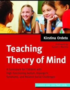 Teaching Theory of Mind 'Name That Feeling' Activity - Jessica Kingsley Publishers < for children with high-functioning autism, Asperger syndrome (AS)... the ability to read social cues does not come naturally and must be taught... free sample activity teaches children to identify feelings and label emotions