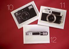 Pop Art Vintage Camera Greeting Cards