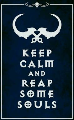 A motto fit for Malthael