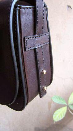 Cacau Big Stefanie, Chiaroscuro, India, Pure Leather, Handbag, Bag, Workshop Made, Leather, Bags, Handmade, Artisanal, Leather Work, Leather Workshop, Fashion, Women's Fashion, Women's Accessories, Accessories, Handcrafted, Made In India, Chiaroscuro Bags - 11
