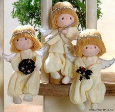 Журнал по пошиву куколок