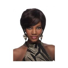 WP-BONNIE - Vivica Fox Hair Collection via Polyvore