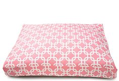 Pink! doggie bed