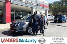Congratulations joe on your #Nissan #Rogue from Sylvester Redix at Landers McLarty Nissan !  https://deliverymaxx.com/DealerReviews.aspx?DealerCode=RKUY  #LandersMcLartyNissan