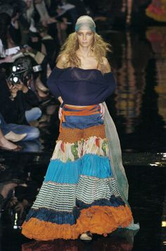 Jean Paul Gaultier at Paris Fashion Week Spring 2005 - Runway Photos