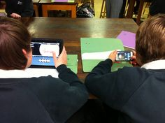 Using iMovie for iPad in a Science classroom