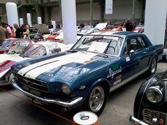 Ford Mustang - Tour Auto 2013 - Grand Palais - Paris