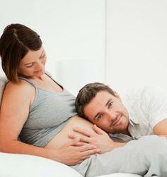 Cantinho Infantil da Bia: Gravidez: Chutes na barriga da mamãe
