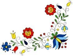 wzory haftow | Pamiętam, że inspiracją do haftowania haftem kaszubskim były prace ...