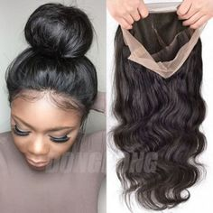 Lace Wig Baby Hair