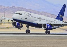 "JetBlue Airways Airbus A320-232 N556JB (cn 1904) ""Betty Blue"""