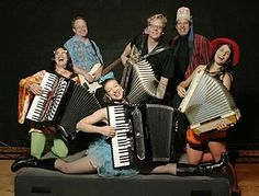 Those Darn Accordions Band TDA :-)