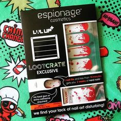 Nailed It! by Espionage Cosmetics