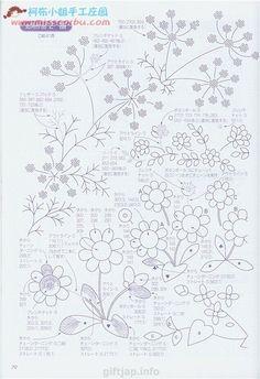 giftjap.info - Интернет-магазин | Japanese book and magazine handicrafts - Sadako Totsuka - Basic stitch