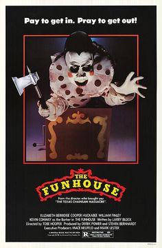 The Funhouse (1981) USA Horror D: Tobe Hooper. 28/10/03