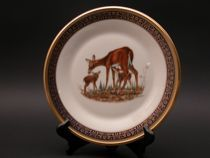 brown transferware in woodland patterns - Google Search