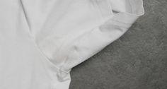 Gelbe Achsel-Flecken in T-Shirts entfernen