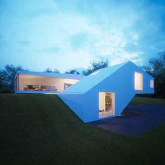 House Hafner | 9 Stunning Architectural Images: Rendering Or Reality?