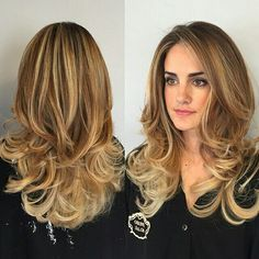 I absolutely love bringing back to ✨✨✨ Fresh, handcrafted highlights using and I am loving it! The application is amazing, and so is the lift. Finished with a revitalizing layered cut for and blown out using and Long Layered Haircuts, Haircuts For Long Hair, Long Hair Cuts, Kid Hairstyles, Layered Hairstyles, Girl Haircuts, Curly Hair Styles, Natural Hair Styles, Very Long Hair