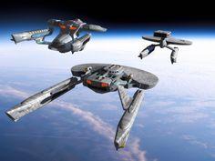 Advance fleet by davemetlesits.deviantart.com on @deviantART