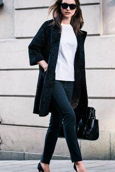 friday fashion crush:  those black skinnies | danacaseydesign | black skinny jeans
