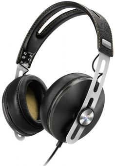 Sennheiser Momentum 2.0 Around Ear Headphones. If you prefer your headphones to fit comfortable around your ears instead of on top, the Sennheiser Momentum 2.0 Around Ears are just for you. Black.