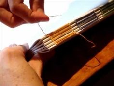 Bookbinding Tutorial - make an easy, no-glue book