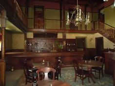 Western Saloon, Liquor Cabinet, Westerns, Studio, Storage, Interior, Table, Furniture, Home Decor