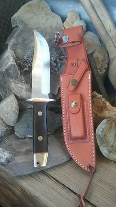 2002 A.G Russell Model 1965 Camp Bowie Knife  | eBay