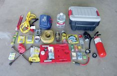 Recovery Gear And Action Packer Photo 117406208