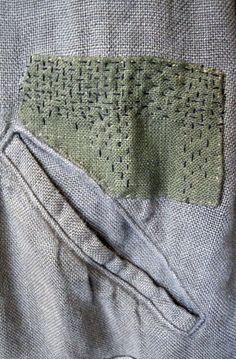 Creased & Patched can be more interesting than the Perfect.                                                                                                                                                                                 Plus
