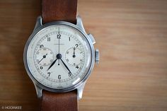 HODINKEE: In-Depth - A Detailed Look At Early Longines Chronographs, Including The Legendary 13ZN