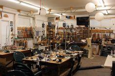 David J. Marks Workshop | Santa Rosa | California