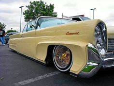 Lincoln Lowrider