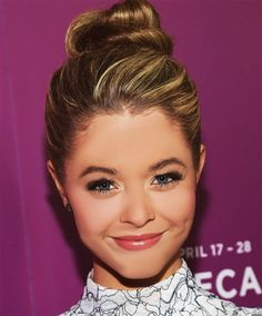 It's weird because she looks like the sweetest person ever! Sasha pieterse