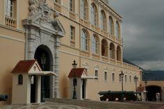 Palace of Prince Albert and Charlene