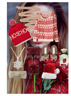 """""""Merry 4Mas!"""" by daniela997 on Polyvore featuring Topshop, Aéropostale and Dolce&Gabbana"""