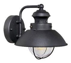 Porch and Garage lighting