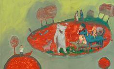 white bear : Ana Botezatu