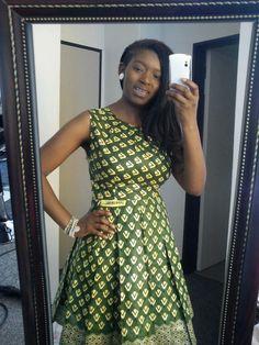 #Urban Zulu dress